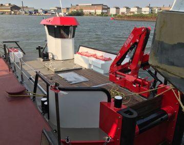 Tebezo Nautische Dienstverlening BV Volvo Penta D 7 CTA Dong-I keerkoppeling generatorset