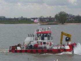Groeneveldt Marine Service Werkschepen