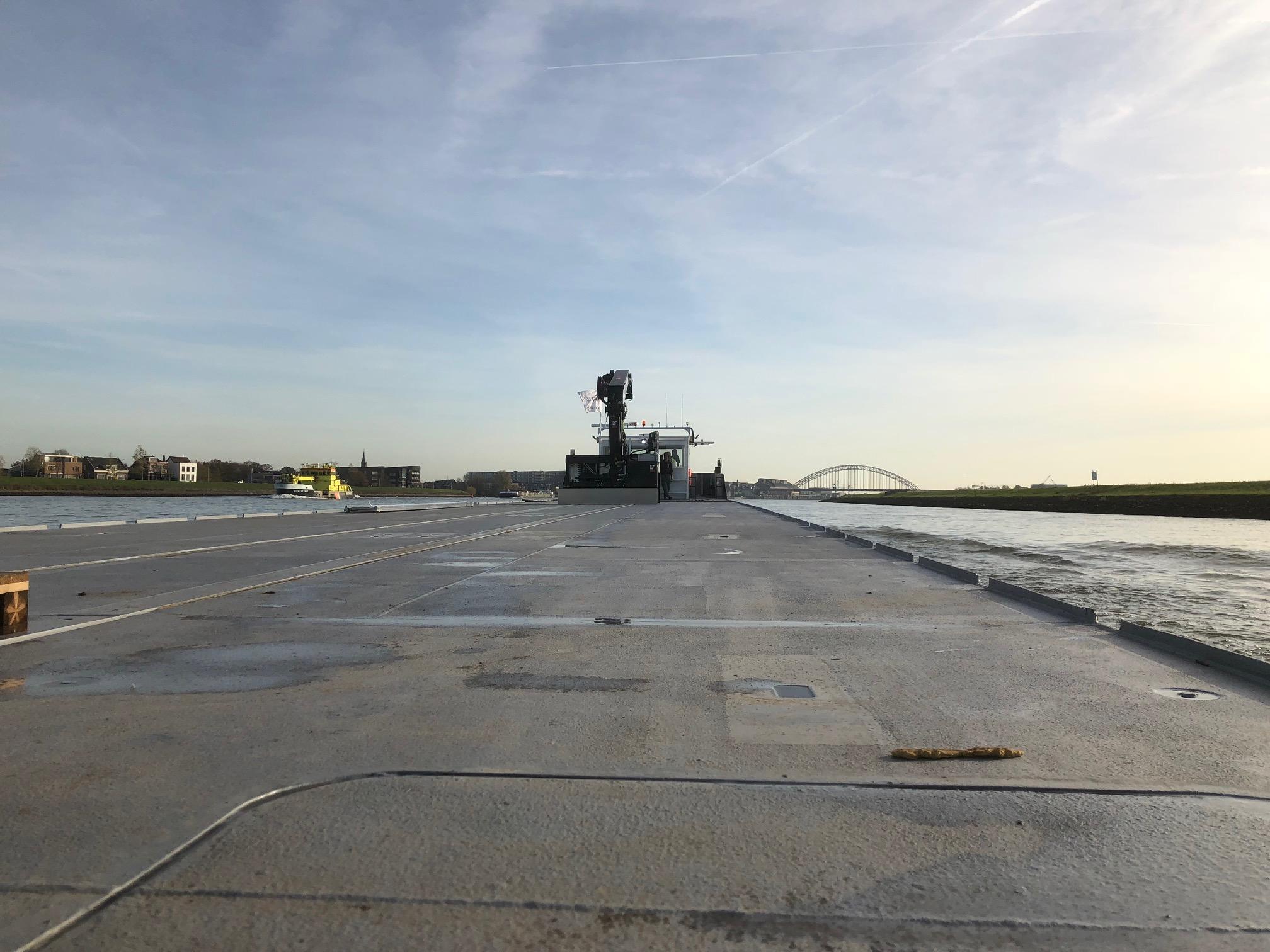 Dutch quality werkschepen water Alblasserwaard Groeneveldt Marine Service
