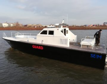 Zwijndrecht S4M Poseidon schip